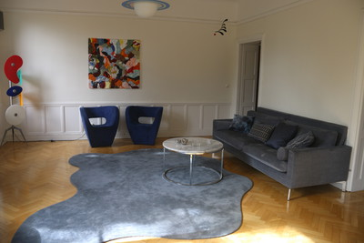 A luxurious 7-room apartment in beautiful Stockholm,capital of Sweden.